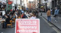 Mégsem oldják fel a megmaradt korlátozásokat június 21-én Angliában... 2