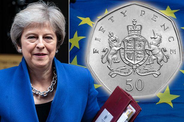 Új Brexites 50p-s érme lesz Nagy-Britanniában és már mindenki ezzel poénkodik 1