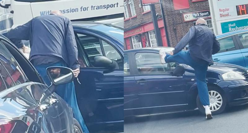 london benzinkút kés