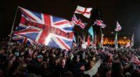 Nagy-Britannia kilépett az EU-ból: A Brexit pillanatai képekben 1