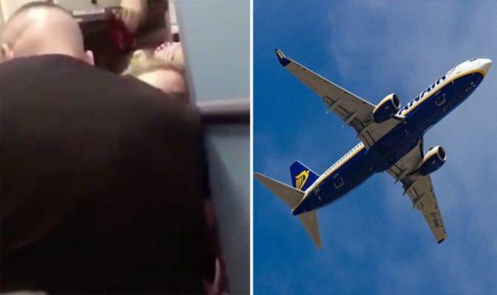 """""""Mindenkit megölök a gépen"""" – fenyegetőzött és a vészkijáratot is ki akarta nyitni egy utas a Ryanair angliai járatán 2"""