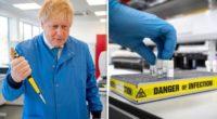 Hatalmas blama a brit kormány által milliókért vásárolt koronavírus tesztek körül 1