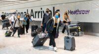 HOLNAPTÓL enyhülnek a külföldi utazásoknál a Covid tesztekre vonatkozó szabályok Nagy-Britanniában 2