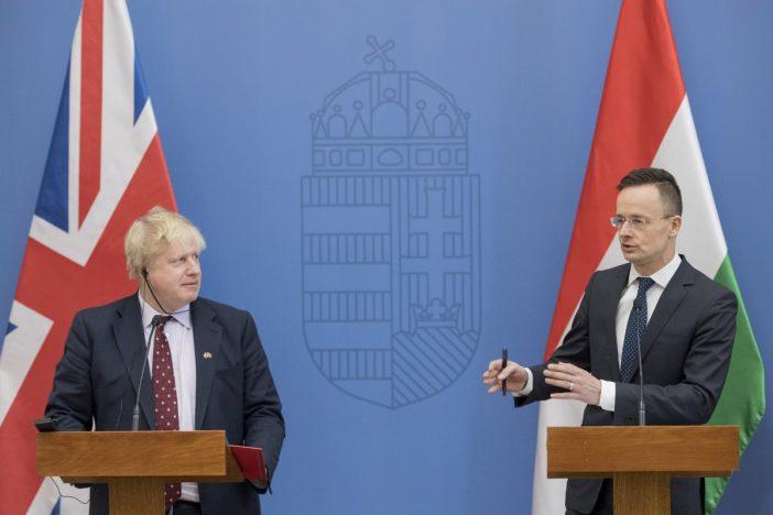 """""""Nagy-Britannia megvédi az angliai magyarok jogait a Brexit után"""" – Boris Johnson 2"""