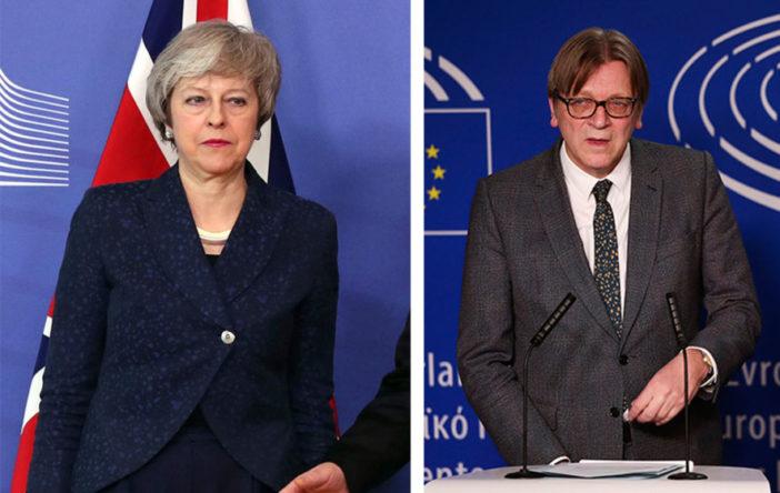 verhofstadt may brexit kilépés