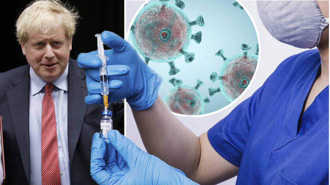 koronavírus oltás vakcina