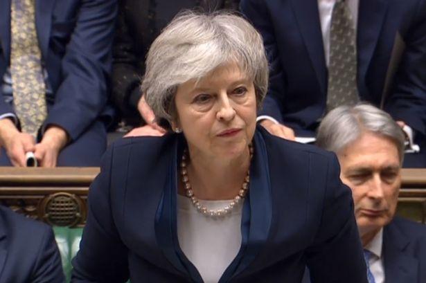 Megvan a Brexit szavazás eredménye: Theresa May hatalmas vereséget szenvedett, akár a kilépés is elmaradhat 2