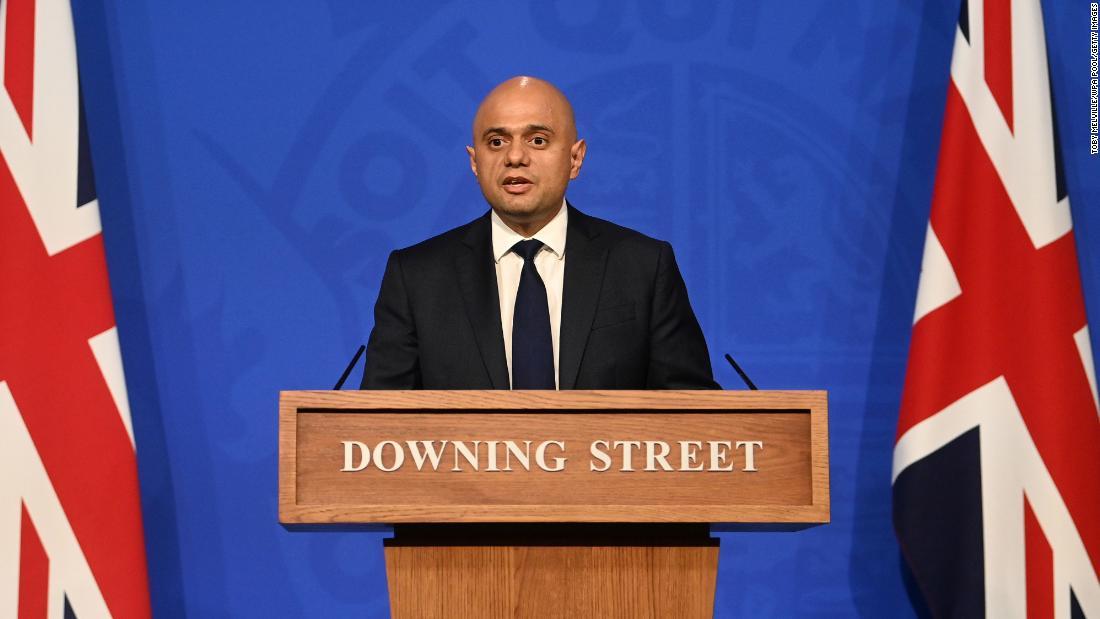 Ezt mondta ma a brit egészségügyi miniszter a karácsony és a járványhelyzet kapcsán 6