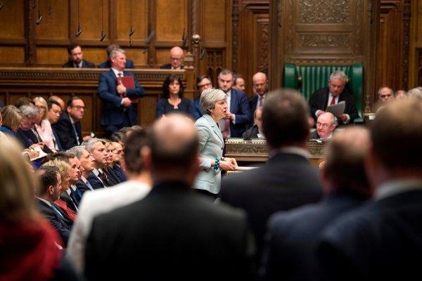 Átvette a hatalmat a parlament Theresa Maytől a Brexit fölött: akár népszavazás vagy új választás is jöhet 1