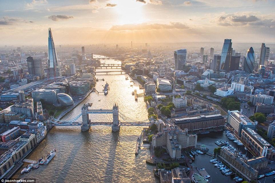 20 megdöbbentő dolog, amit nem tudtál Londonról 1