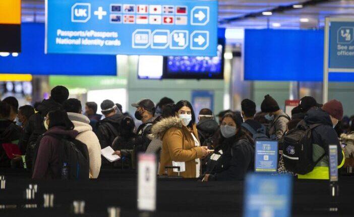 Tarthatatlanná kezd válni a helyzet a brit határon: 6 órás sorok a Heathrow reptéren 1