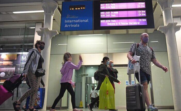 Újabb káosz és botrány az utazás körül Nagy-Britanniában 1