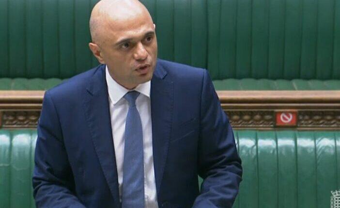 Az új brit egészségügyi miniszter első bejelentése a korlátozások kapcsán 1
