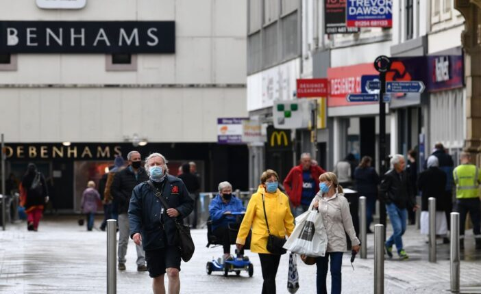 25,000 újabb munkahely veszélyben Nagy-Britanniában: összeomlás szélén több üzletlánc 1