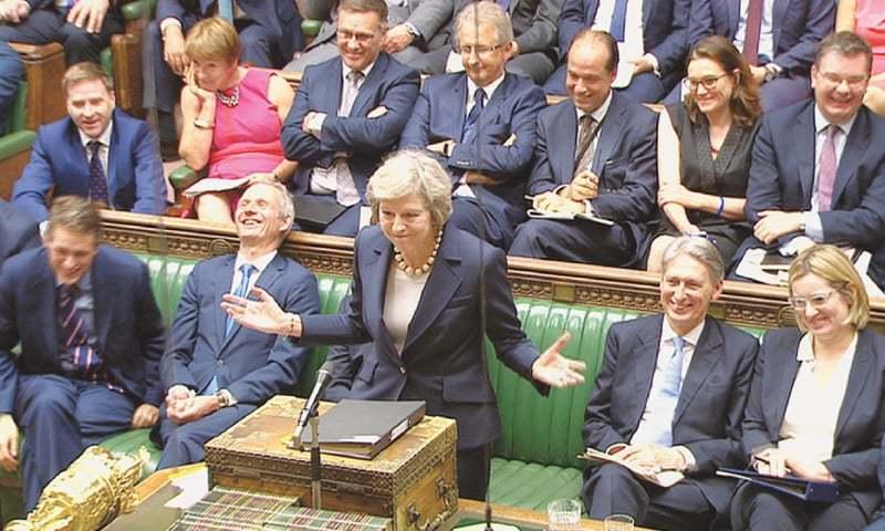 Vereséget szenvedett a brit kormány egy fontos EUs törvény eltörlése kapcsán 2