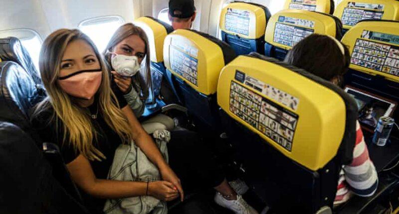 Újítás jön a Ryanairnél a vakcinaútlevelek miatt 1