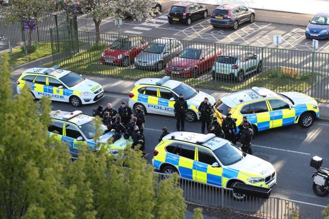 Lövések dördültek el az egyik angliai főiskolán: ketten könnyebben sérültek 1