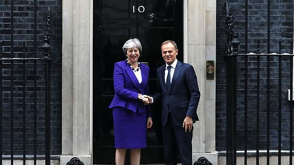 Az EU tegnap elutasította Theresa May legújabb terveit a kilépés kapcsán és figyelmeztette a briteket 2