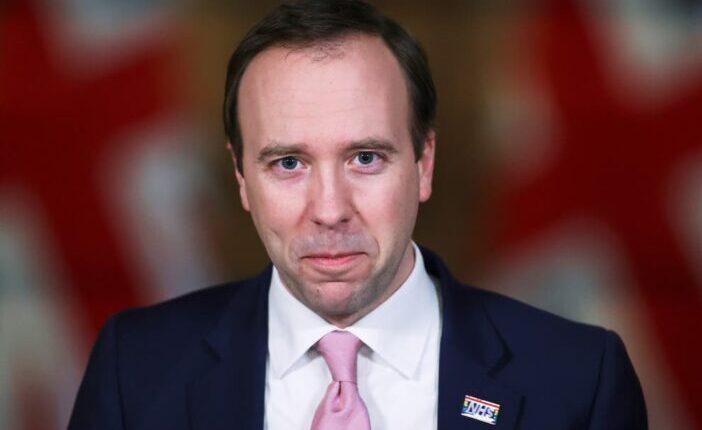 A brit egészségügyi minisztert beidézték a Legfelsőbb Bíróságra a korlátozások kapcsán 1