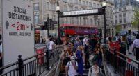 Ijesztő sebességgel nő a fertőzöttek száma Angliában: 50 000 újabb eset 1 hét alatt 2