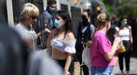Újra emelkedni kezdett az új koronavirusos esetek száma Londonban 2