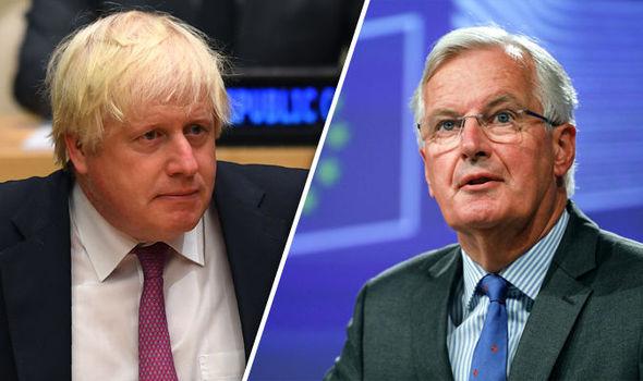 Újabb fontos hír szivárgott ki a Brexitről: a felvételen az EU főtárgyalója hallható 1