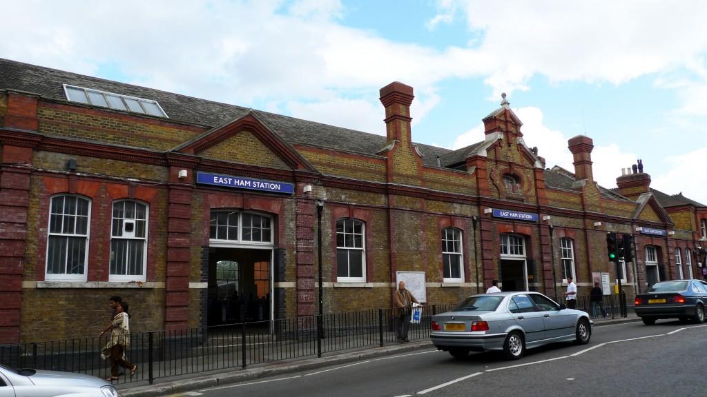 East_Ham_station