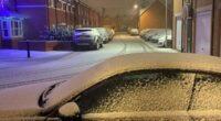 Leesett az első hó Nagy-Britanniában: térkép mutatja, hogy épp hol havazik 1