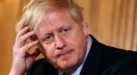 Boris Johnson koronavírus