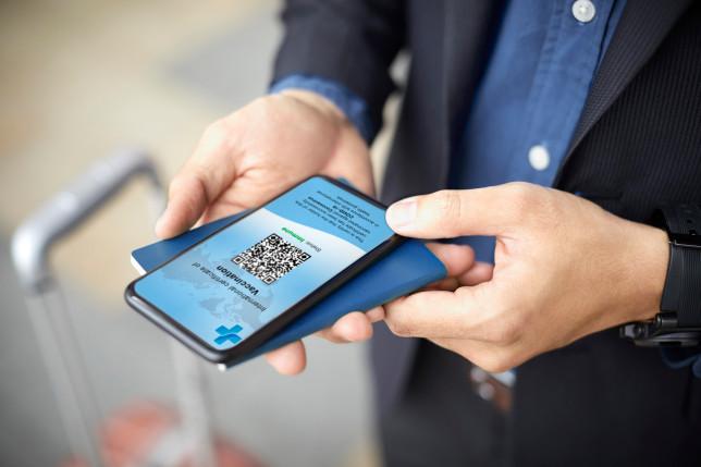 Hogyan kell használni az NHS Covid pass-t, ha utazni akarunk 1