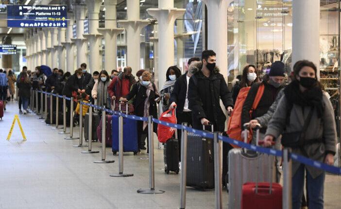 """Koronavírus UK: Lehet, hogy csak nyolc ország szerepel majd az utazási """"zöld listán"""" 1"""