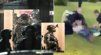 """Újabb """"terrortámadás"""" Angliában: Három embert is halálra szurkált egy férfi Readingben egy parkban 2"""