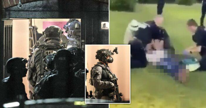 """Újabb """"terrortámadás"""" Angliában: Három embert is halálra szurkált egy férfi Readingben egy parkban 6"""