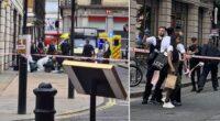 Fényes nappal, a járókelők szeme előtt szúrtak le egy tinédzsert Londonban az Oxford streeten 2
