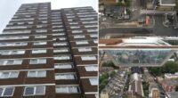 A 9. emeletről zuhant ki egy 2 éves kisgyerek Londonban 2