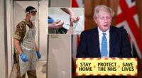 A katonaság bevetésére készül a brit kormány az oltási program megvalósításához 2