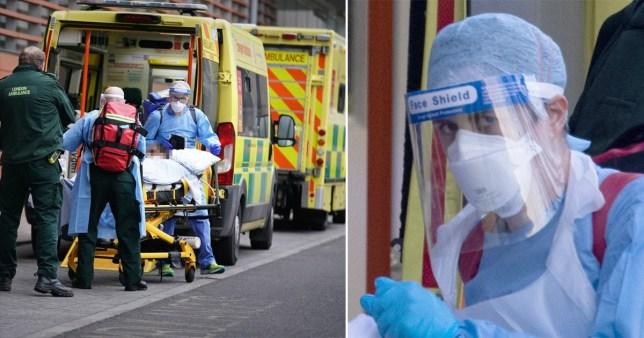 Kritikus a helyzet Londonban, és több, mint 1300 halott egy nap alatt Nagy-Britanniában 1