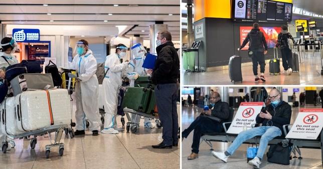 """Nagy-Britannia lezárja az össze """"utazási folyosót"""" minden létező országgal, Hétfőtől 1"""
