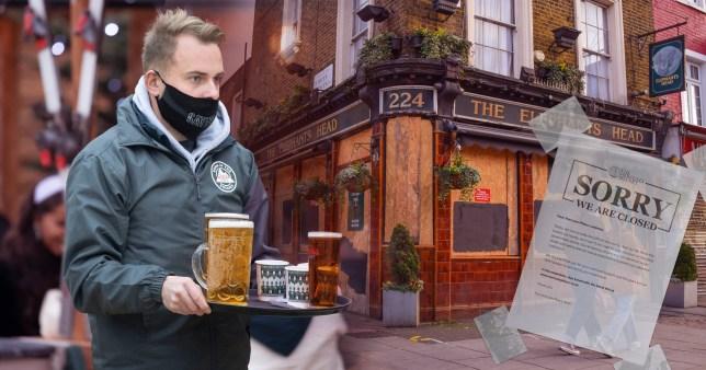 Júliusig is zárva maradhatnak a pubok és üzletek: a brit kormány meghosszabbította a korlátozásokat 1