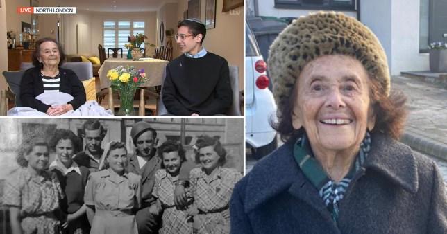 A koronavírust, és Auschwitzot is túlélő 97 éves, Magyarországon született nő inspiráló üzenete 1