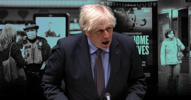 Boris Johnson bejelentette, hogy meddig biztosan nem lesz még vége a lockdownnak 1