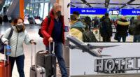 10 év börtönt is kaphat, aki nem tartja be az új utazási szabályokat Nagy-Britanniában 2