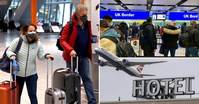 10 év börtönt is kaphat, aki nem tartja be az új utazási szabályokat Nagy-Britanniában 1