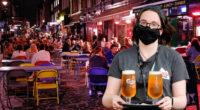 Elhintették, mikor és hogyan nyithatnak majd újra az éttermek és kocsmák Nagy-Britanniában 2