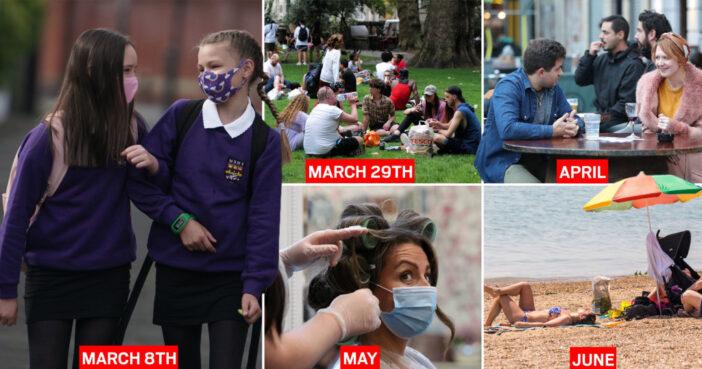 Újabb hírek szivárogtak ki a korlátozások feloldása kapcsán Nagy-Britanniában 1