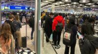Hatórás sorok a Heathrow reptéren, bénító lassúság, mi lesz így nyáron? 2