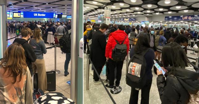 Hatórás sorok a Heathrow reptéren, bénító lassúság, mi lesz így nyáron? 1