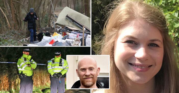 Emberi maradványokat találtak az eltűnt nő keresése közben Angliában, és feltehetően egy rendőr a gyilkos 1