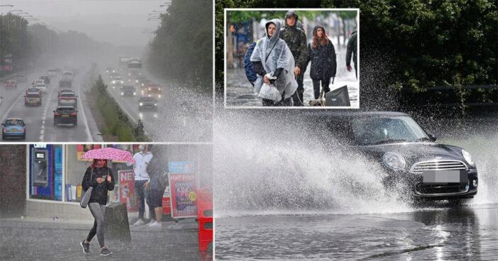 Újabb hatalmas vihar és árvizek várhatók holnap Nagy-Britanniában 1