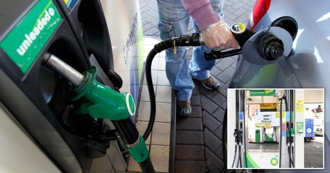 üzemanyag sofőr munka hiány
